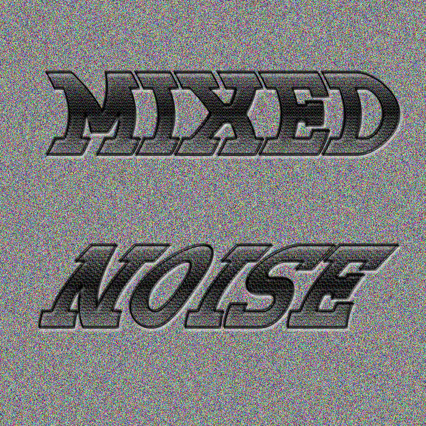 Mixed Noise