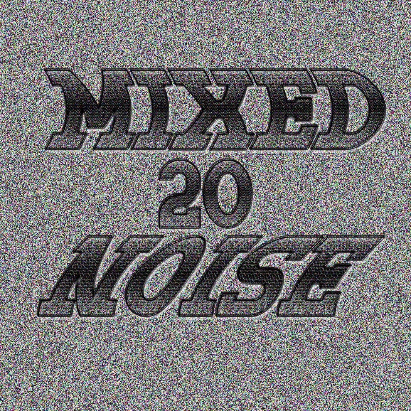 mixednoiselogo20
